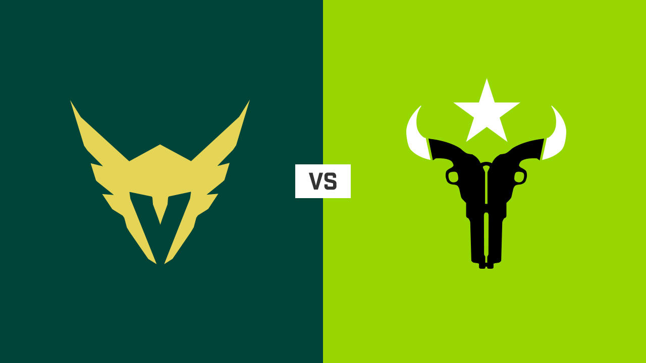 Komplettes Match | Los Angeles Valiant vs. Houston Outlaws