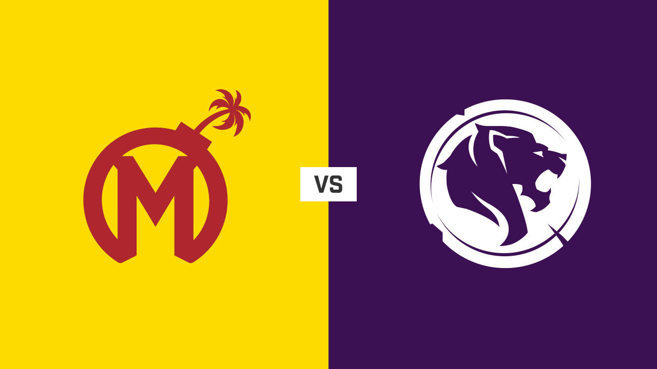 Full Match | Florida Mayhem vs. LA Gladiators