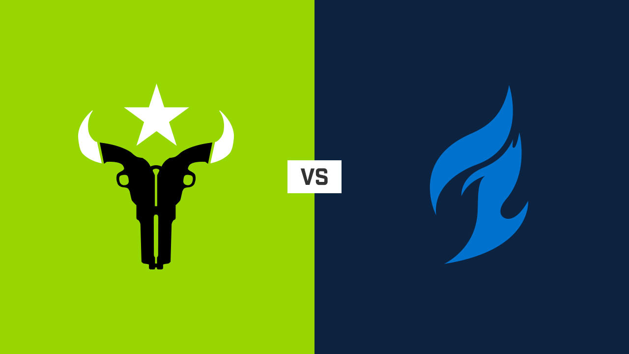 Komplettes Match | Houston Outlaws vs. Dallas Fuel