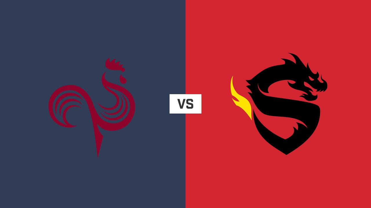 Full Match | Paris Eternal vs. Shanghai Dragons