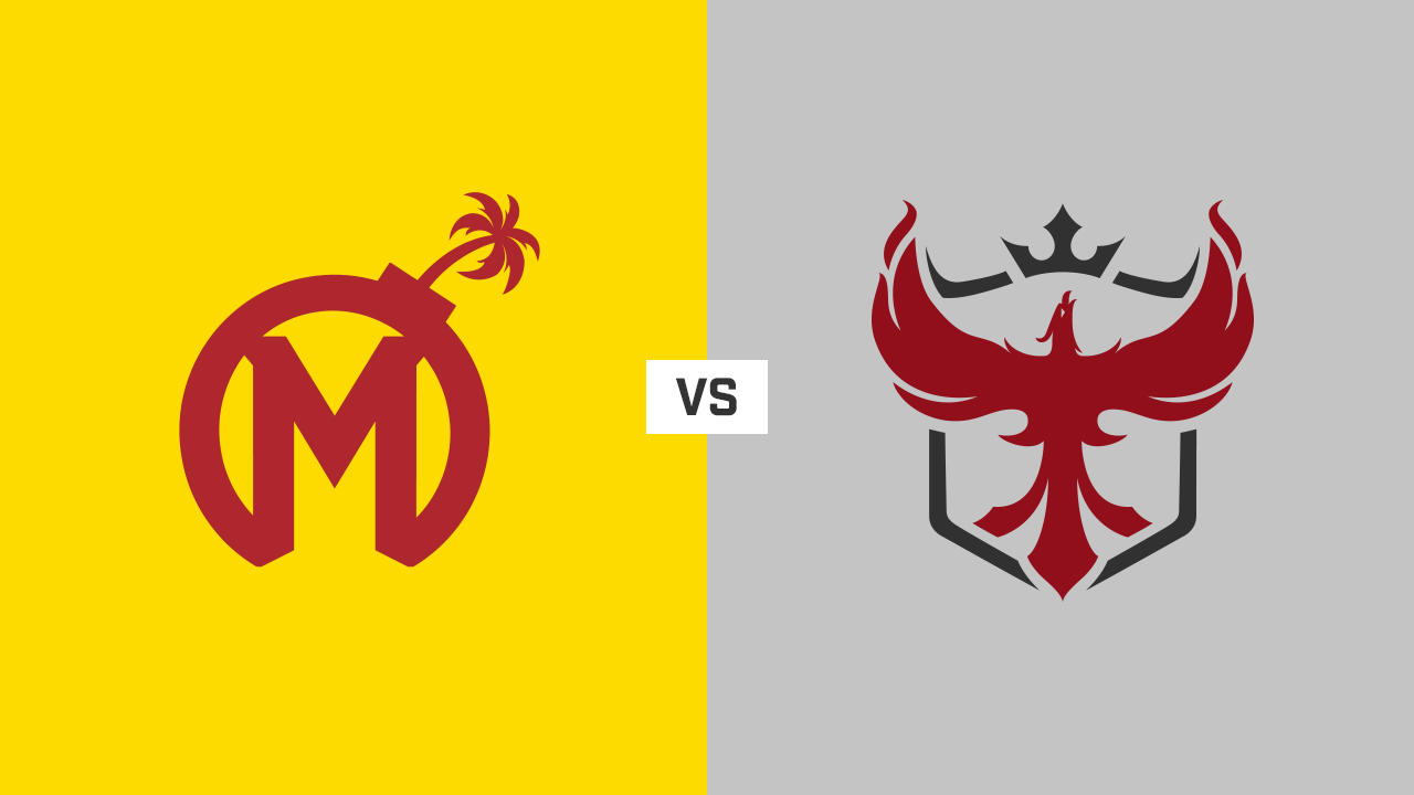Full Match | Florida Mayhem vs. Atlanta Reign