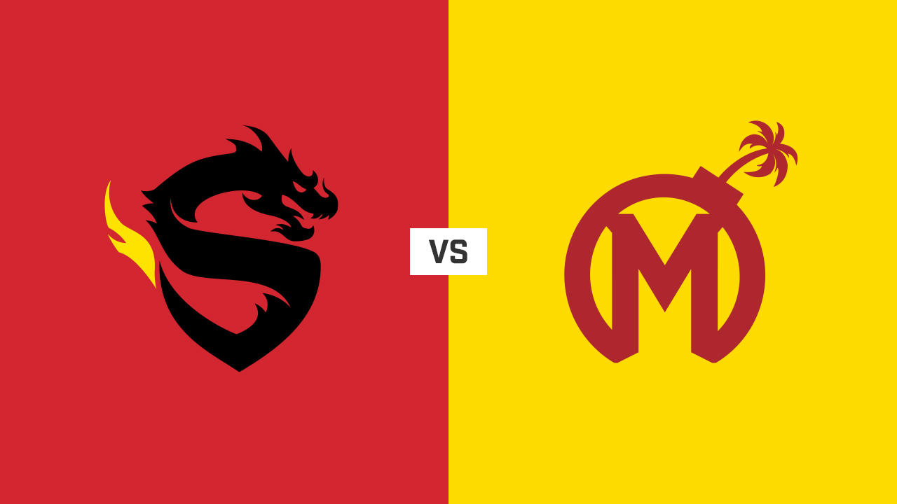 Полный матч | Shanghai Dragons – Florida Mayhem
