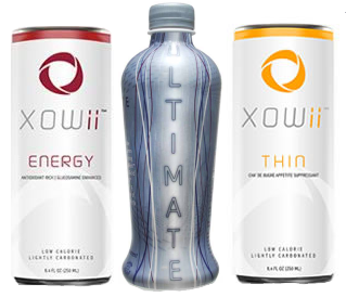 XOWii Energy Drink