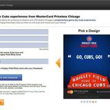 Mastercard Priceless - Chicago Cubs