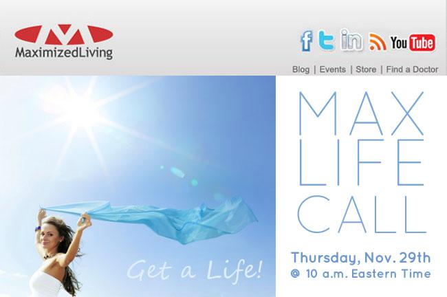 Max Life Call