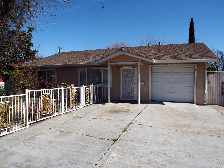 1018 1st  Street, FAIRFIELD, 94533, CA