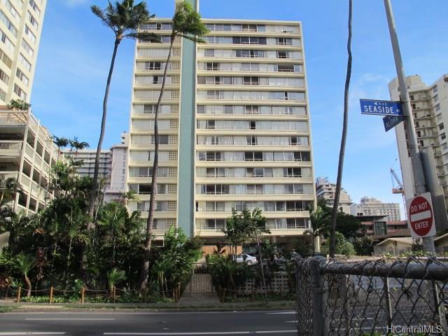 Seaside Avenue, HONOLULU, HI 96815