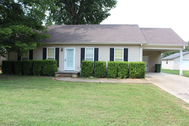 805  Waverly Ave, MUSCLE SHOALS, 35661, AL
