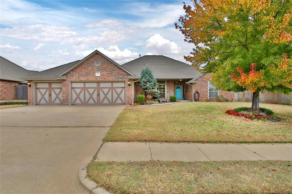 3017  Asheforde Oaks Boulevard, EDMOND, 73034, OK