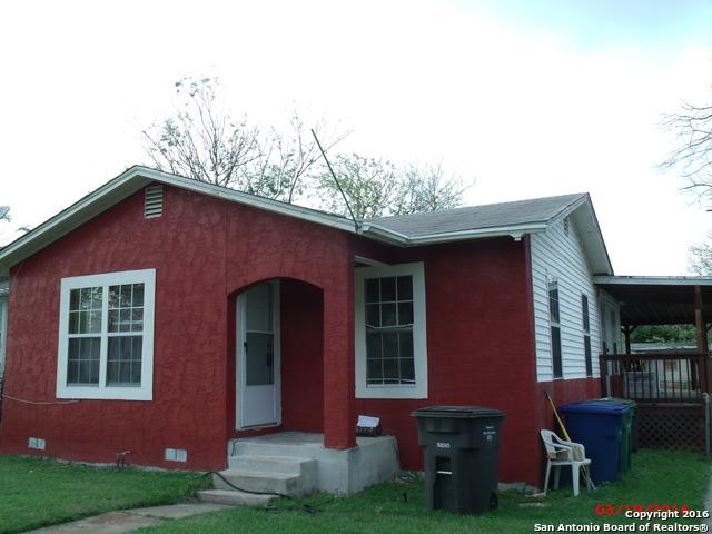 2643 MENCHACA ST, SAN ANTONIO, 78228, TX