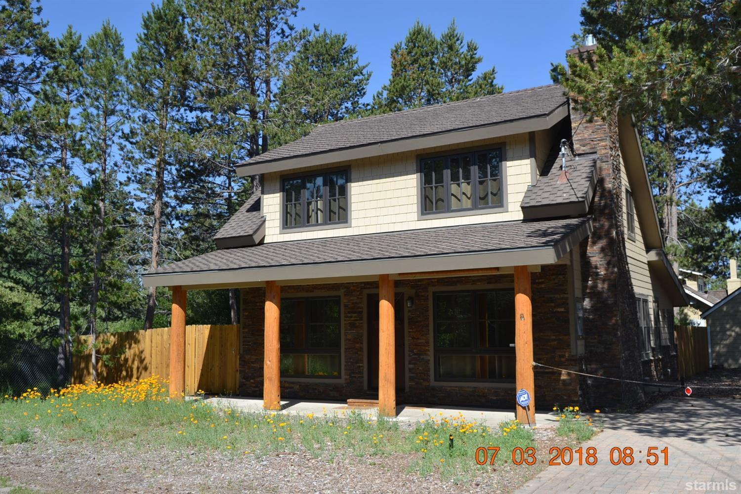 Meadow Road, SOUTH LAKE TAHOE, CA 96150