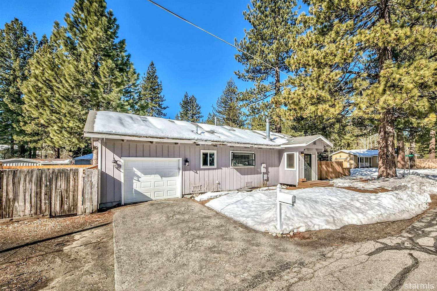 Lodi Avenue, SOUTH LAKE TAHOE, CA 96150