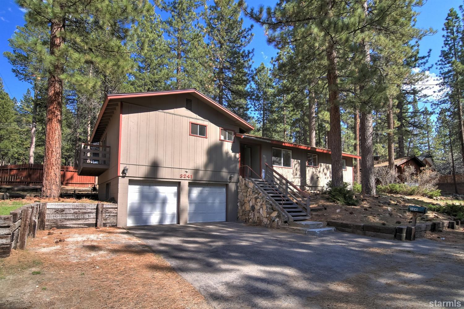 3241  Apple Street, SOUTH LAKE TAHOE, 96150, CA