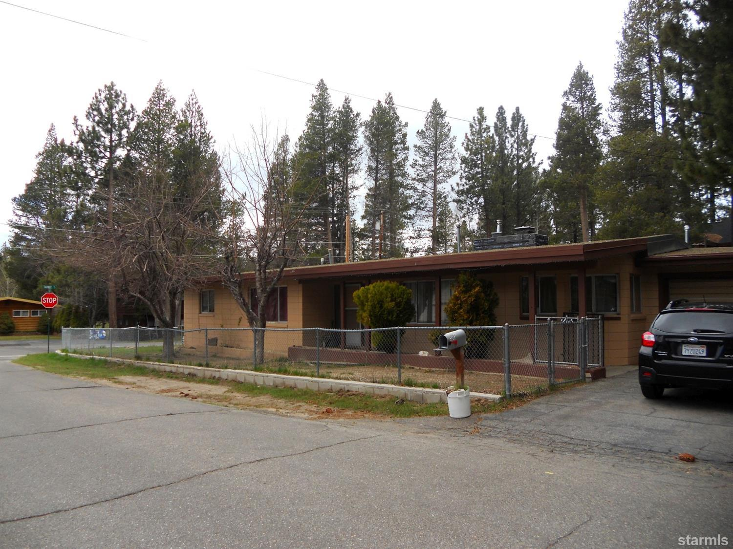 Pinecrest Avenue, SOUTH LAKE TAHOE, CA 96150