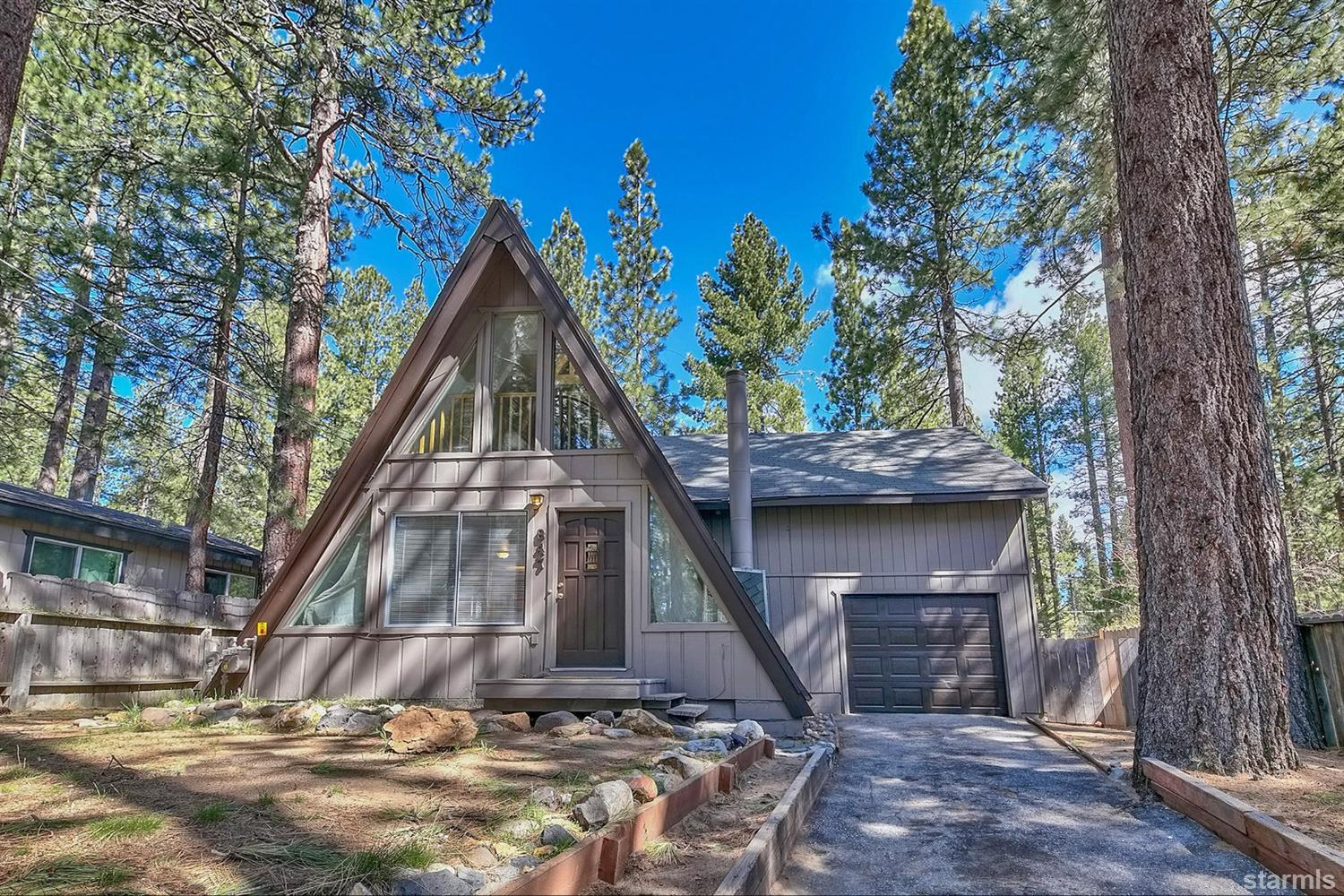 Placer Avenue, SOUTH LAKE TAHOE, CA 96150