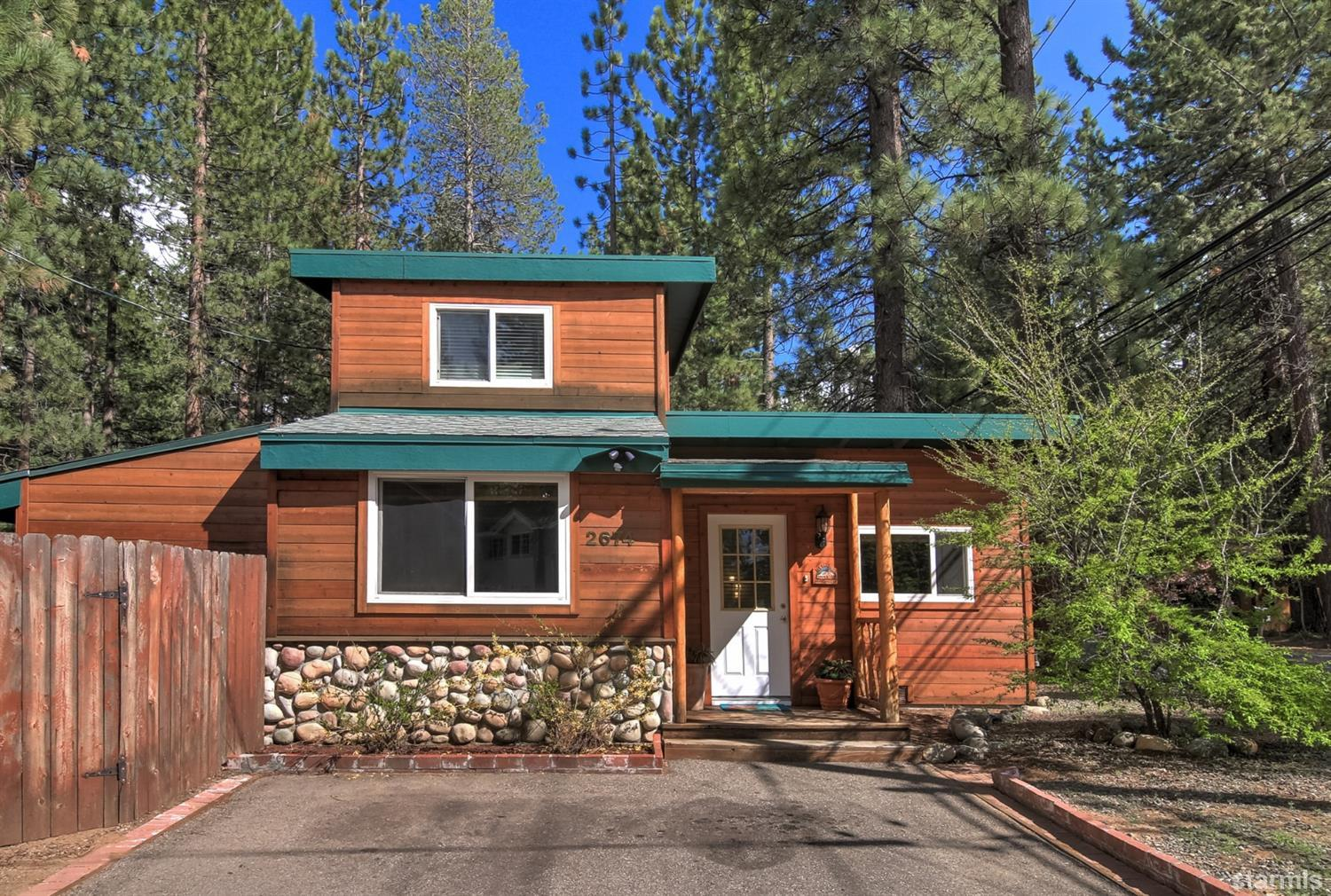 2674  William Avenue, SOUTH LAKE TAHOE, 96150, CA