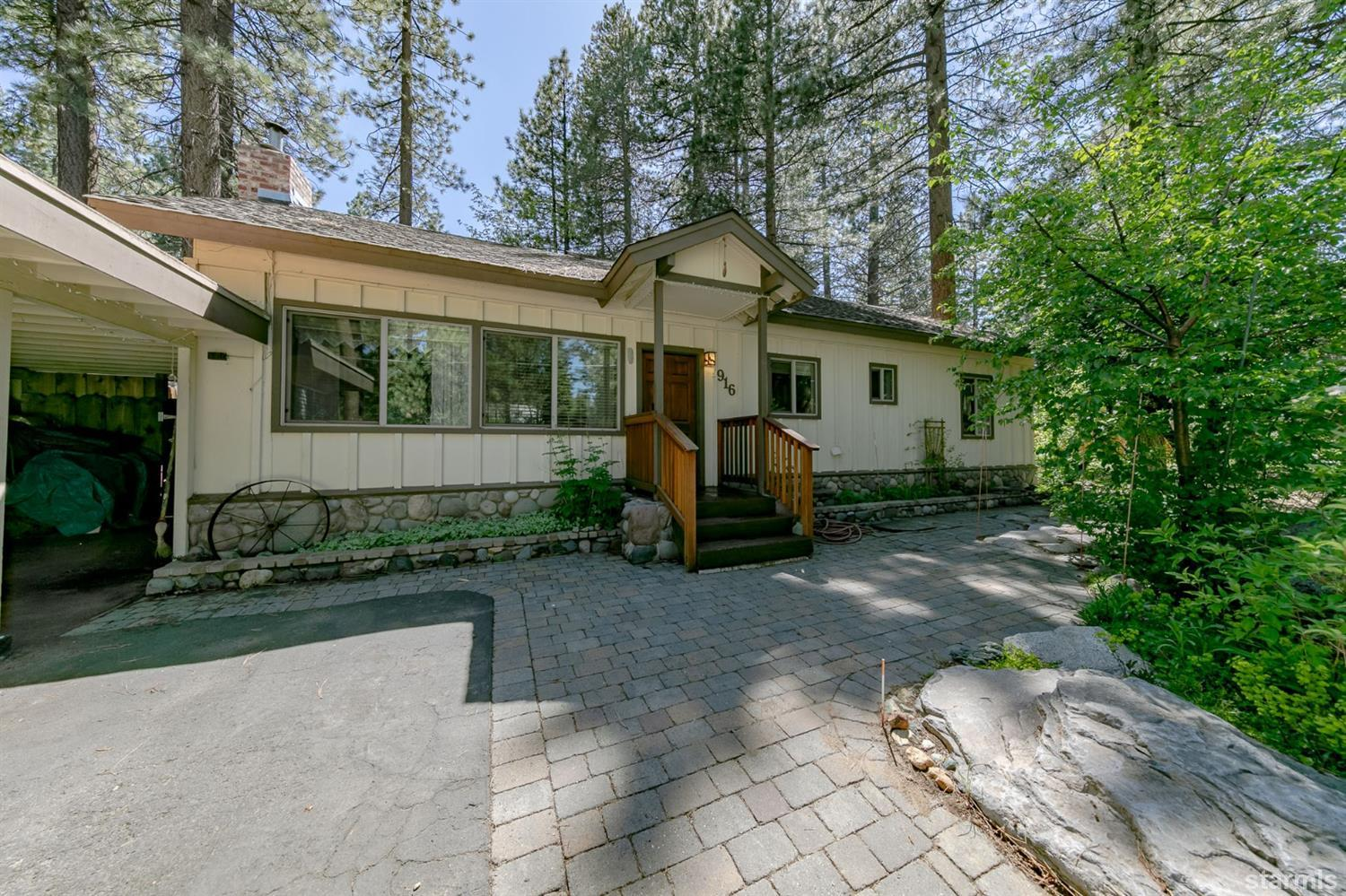 Rainbow Drive, SOUTH LAKE TAHOE, CA 96150