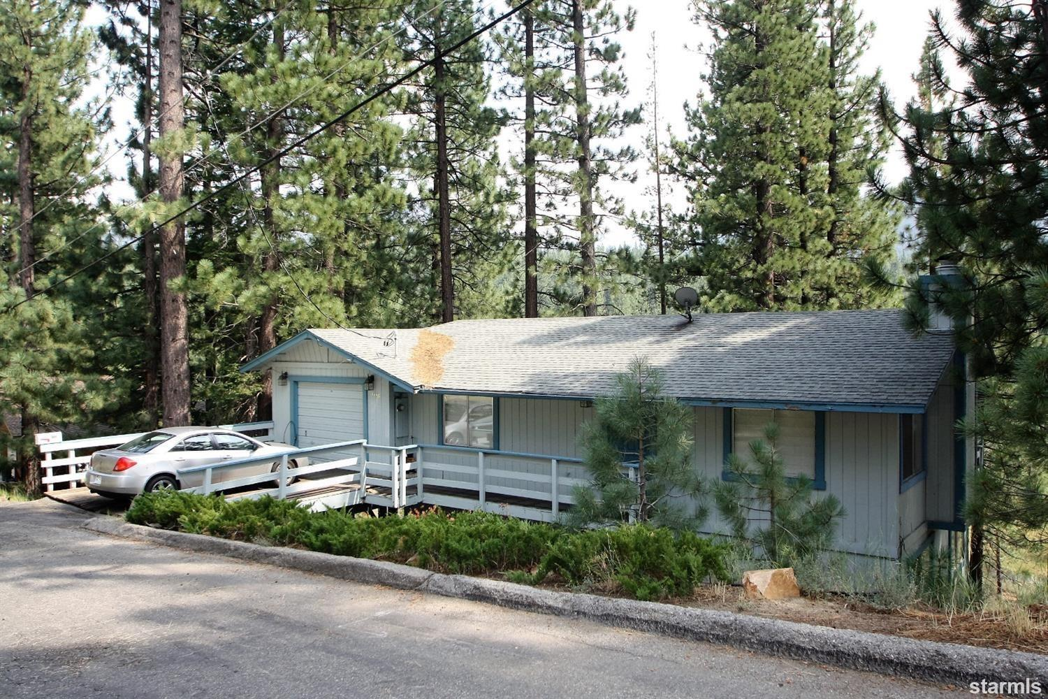Southern Pines Drive, SOUTH LAKE TAHOE, CA 96150
