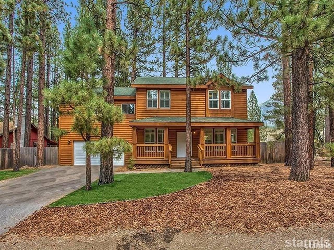 Heather Lake Road, SOUTH LAKE TAHOE, CA 96150