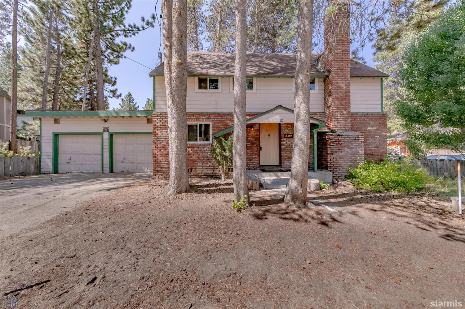 Sonora Avenue, SOUTH LAKE TAHOE, CA 96150