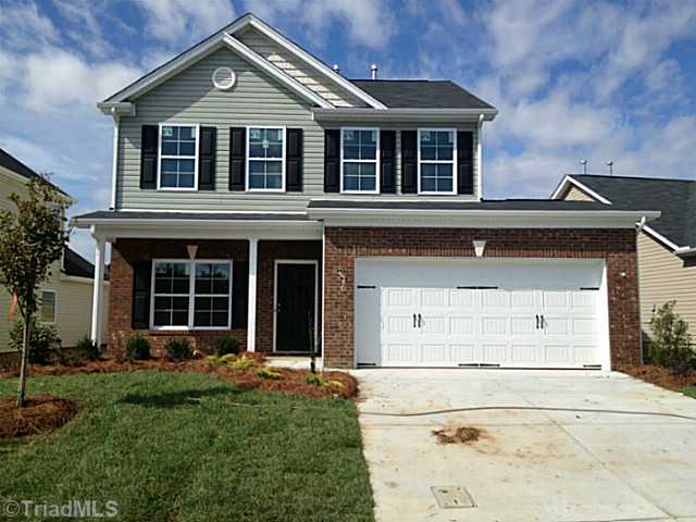 3437 Obsidian Ct Lot 49, HIGH POINT, NC 27265