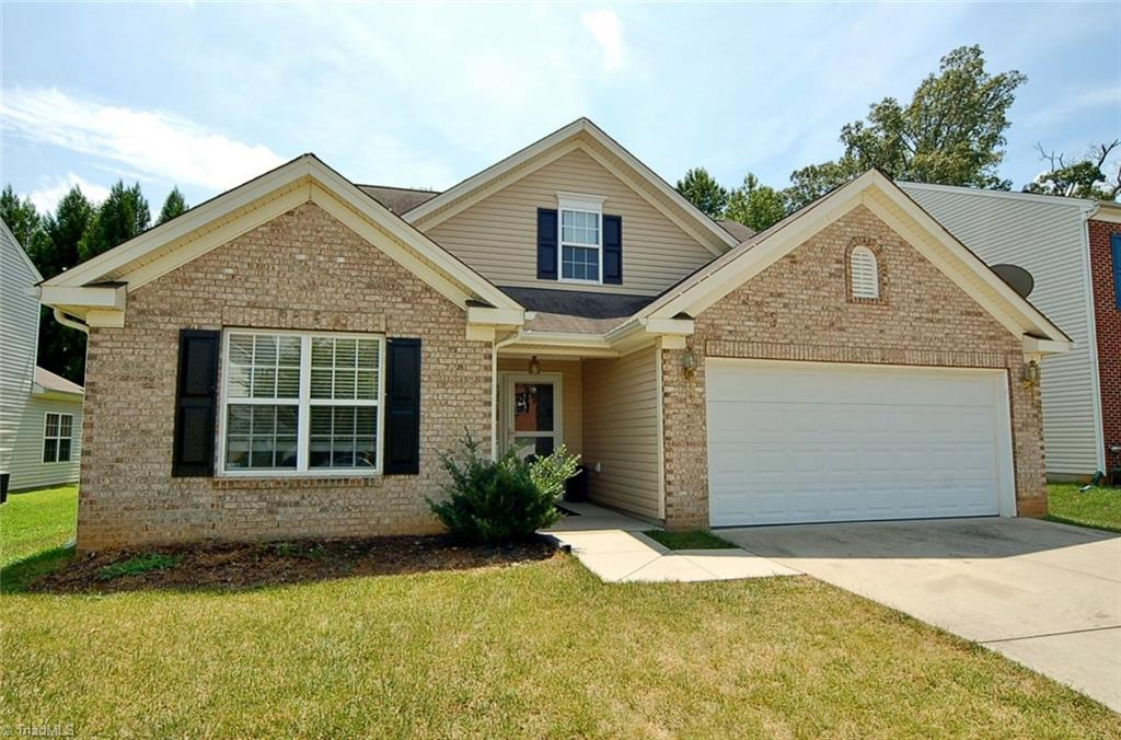 Village Springs Drive, HIGH POINT, NC 27265