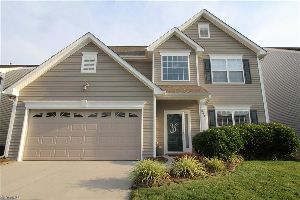 845 Hedgepath Terrace, HIGH POINT, 27265, NC