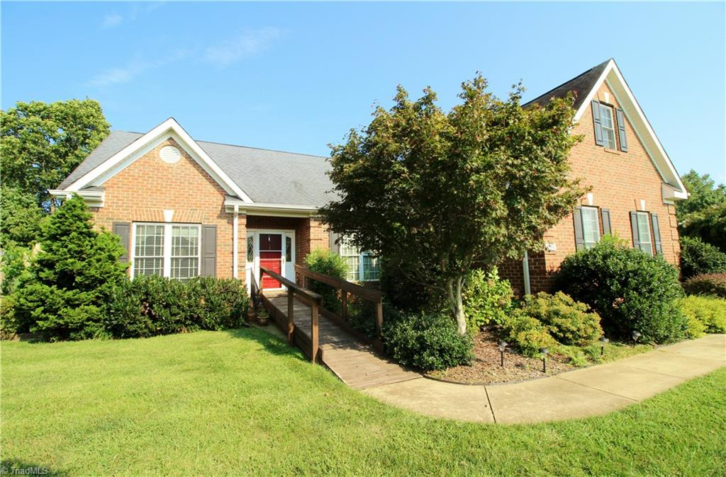 594 Fox Briar Drive, GREENSBORO, 27455, NC