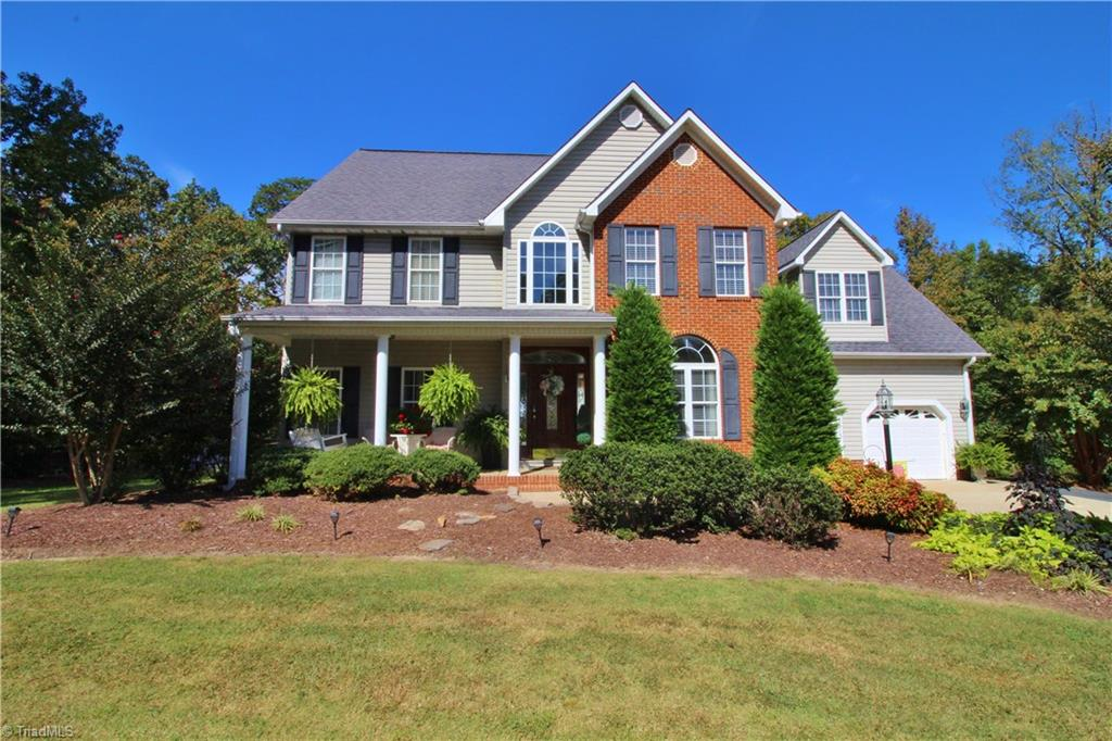 3513 Friedens Wood Drive, GIBSONVILLE, 27249, NC
