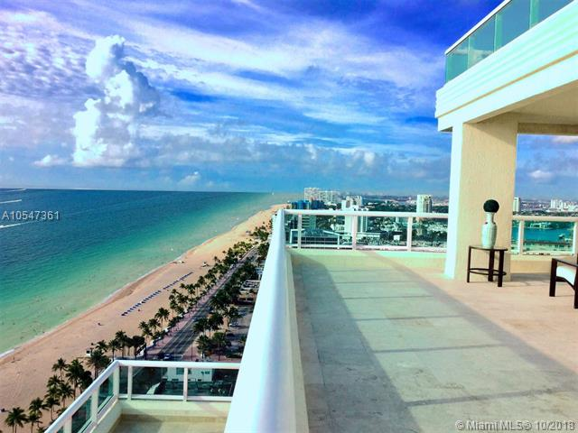 Main property image for  101 S Fort Lauderdale Beach Blvd #PH-2701