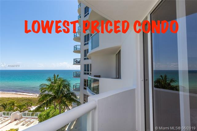 6365 Collins Ave #1010