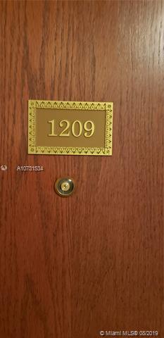 Main property image for  9595 Collins Ave #PH1209