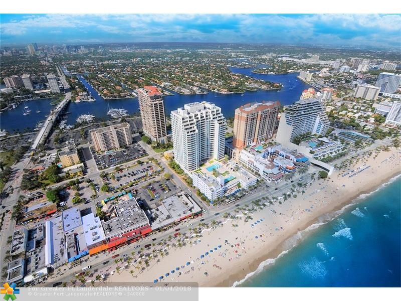 101 S Fort Lauderdale Beach Blvd #2801