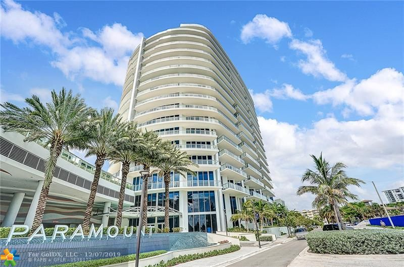 Main property image for  701 N Fort Lauderdale Beach Blvd #801