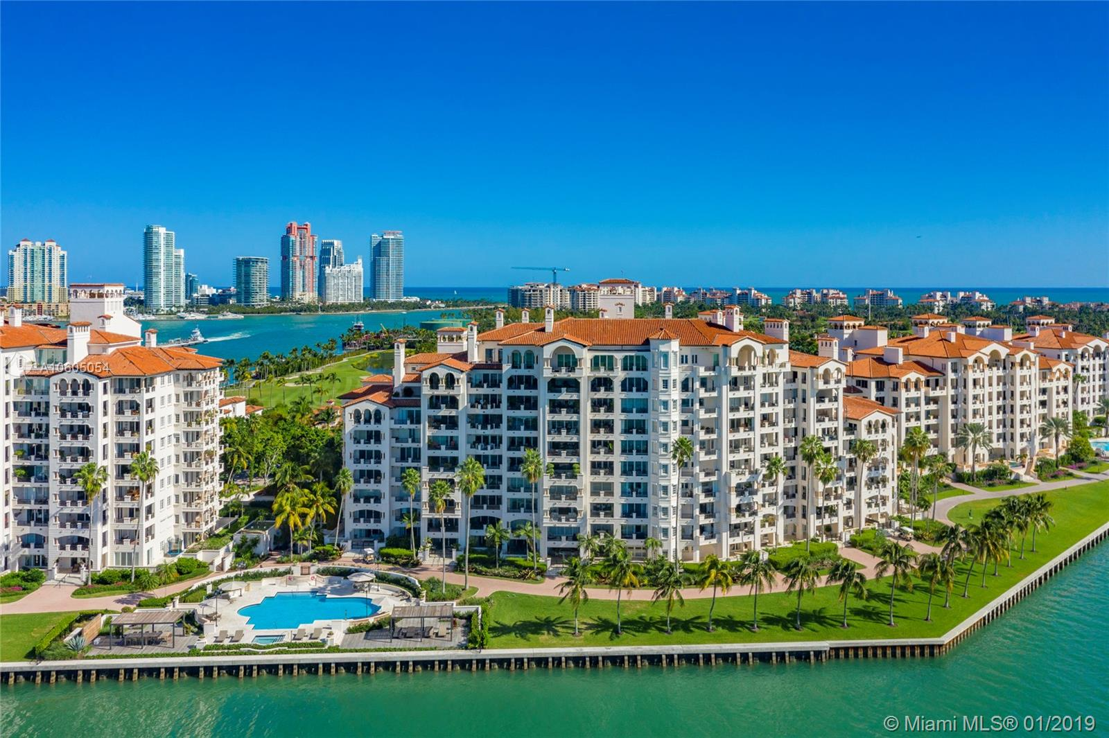 Main Property Image For 5203 Fisher Island Drive #5203