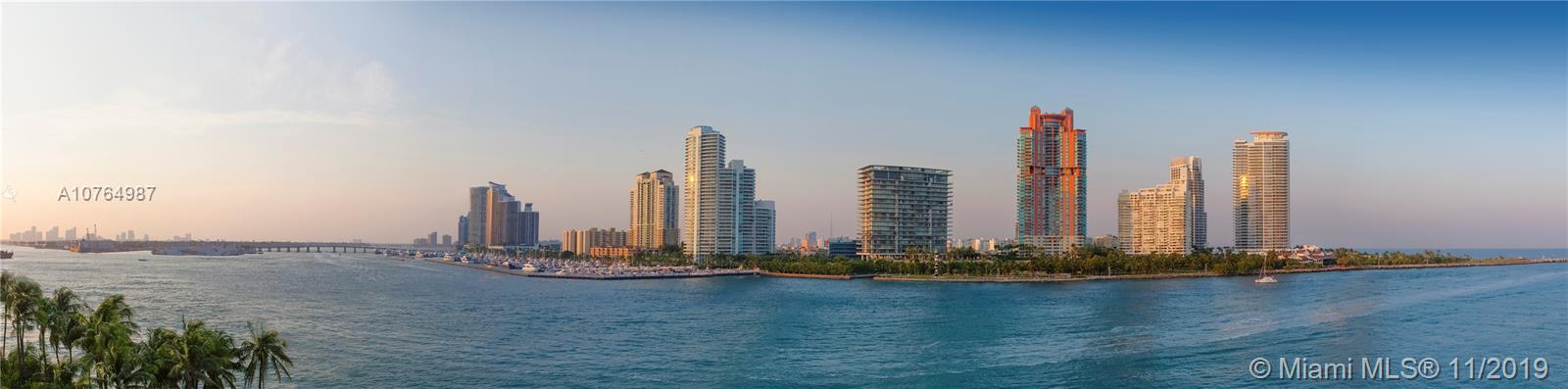 6800 Fisher Island Dr #6823