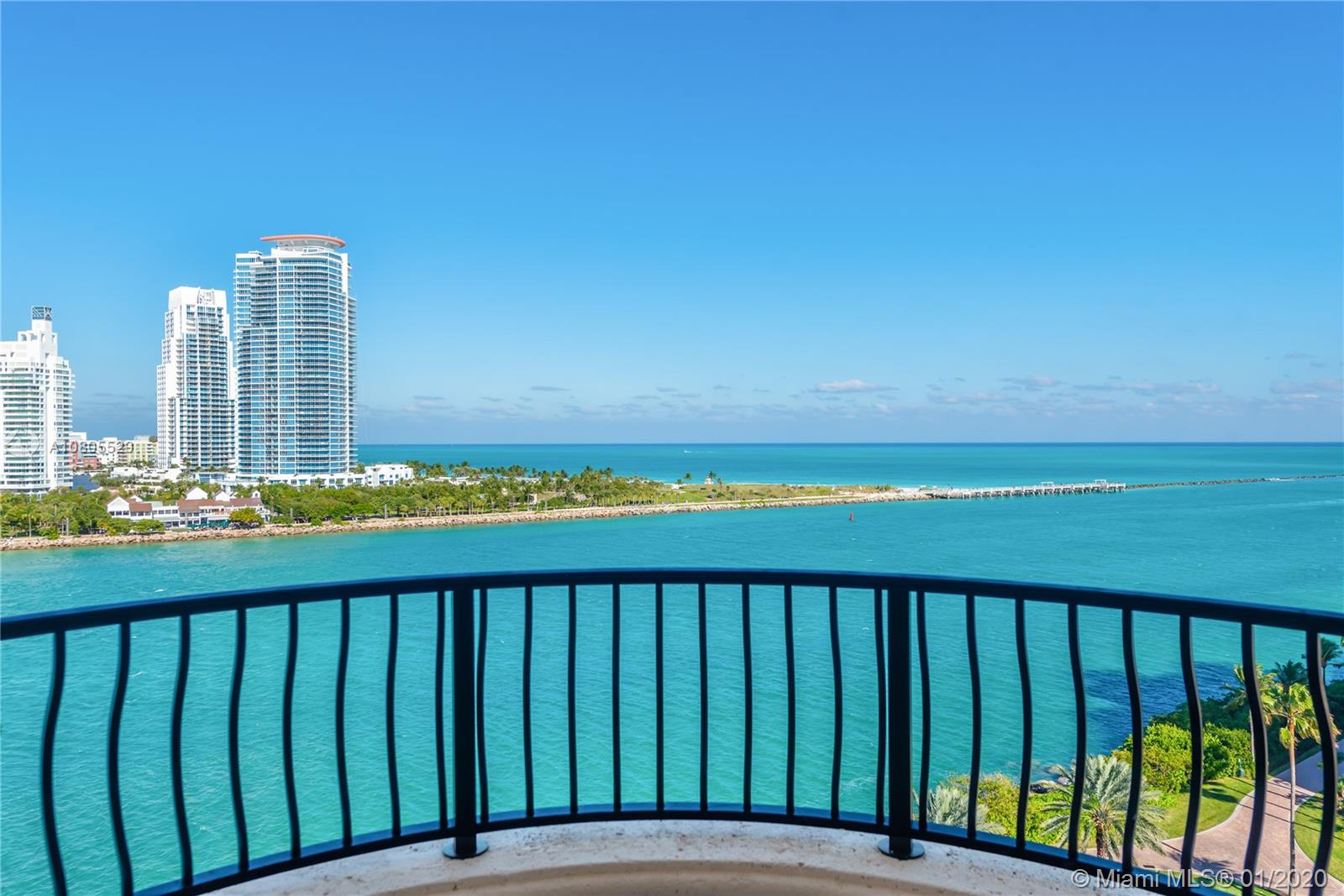7192 Fisher Island Dr #7192