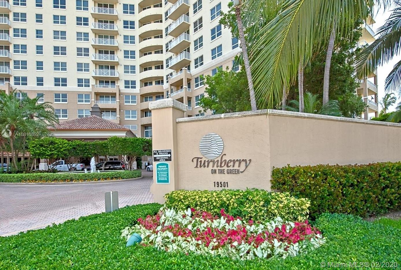 19501 W Country Club Dr #2209.