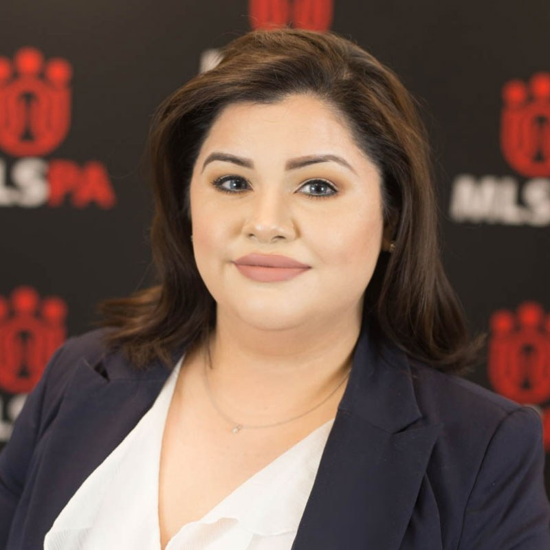 Letty Booth | Player Relations Manager| MLS Player Association