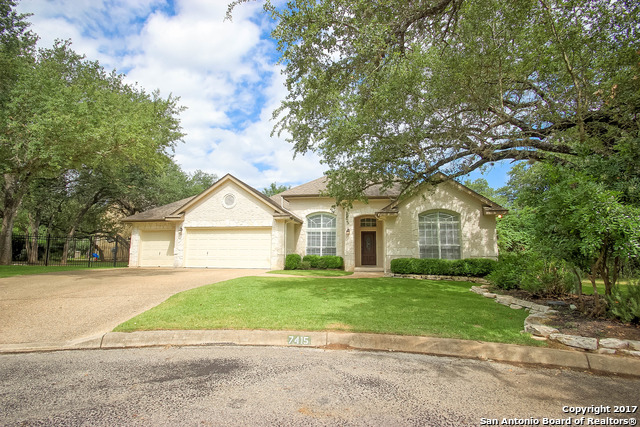 7415 MELLOW RDG, Fair Oaks Ranch, TX 78015