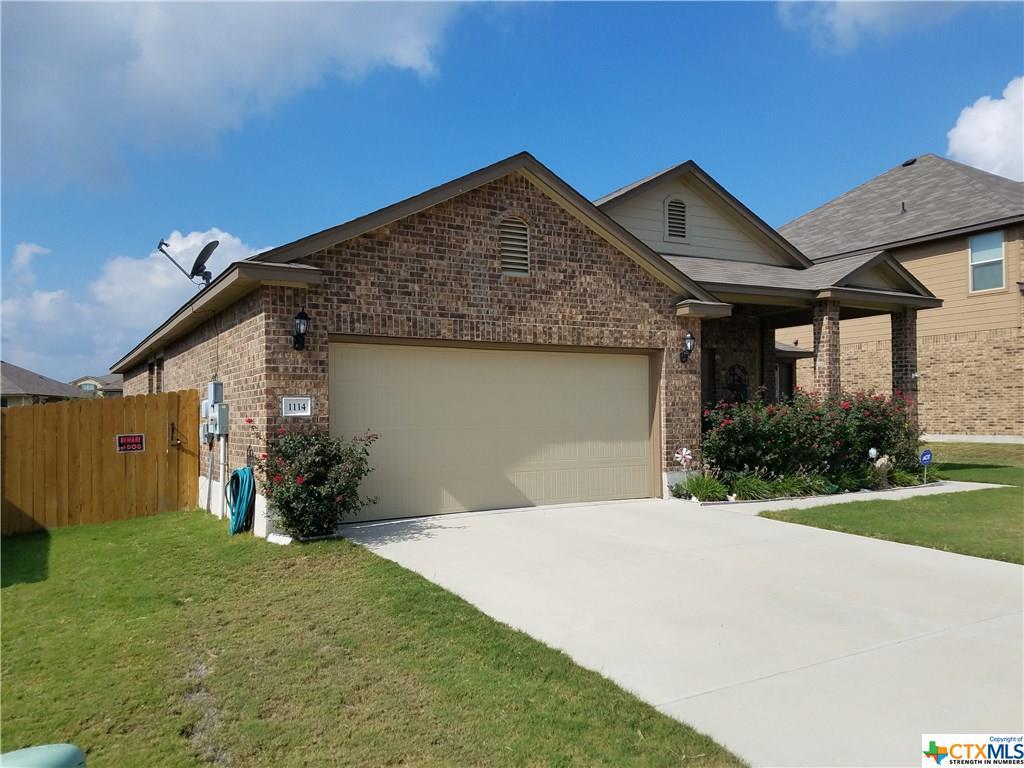 1114 Garden Green Drive, Temple, TX 76502