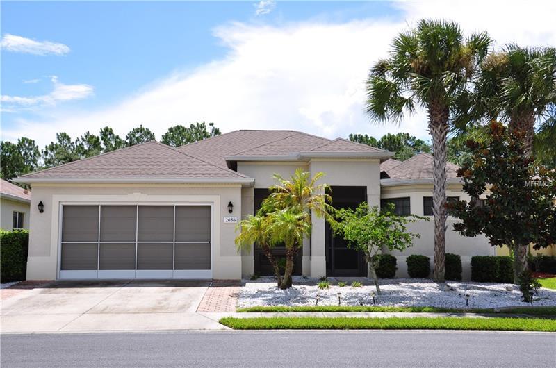 2656 SUNCOAST LAKES BOULEVARD PORT CHARLOTTE, Florida