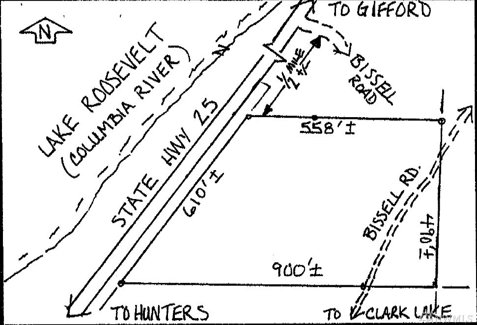 38 S Highway 25, Gifford, WA 99131