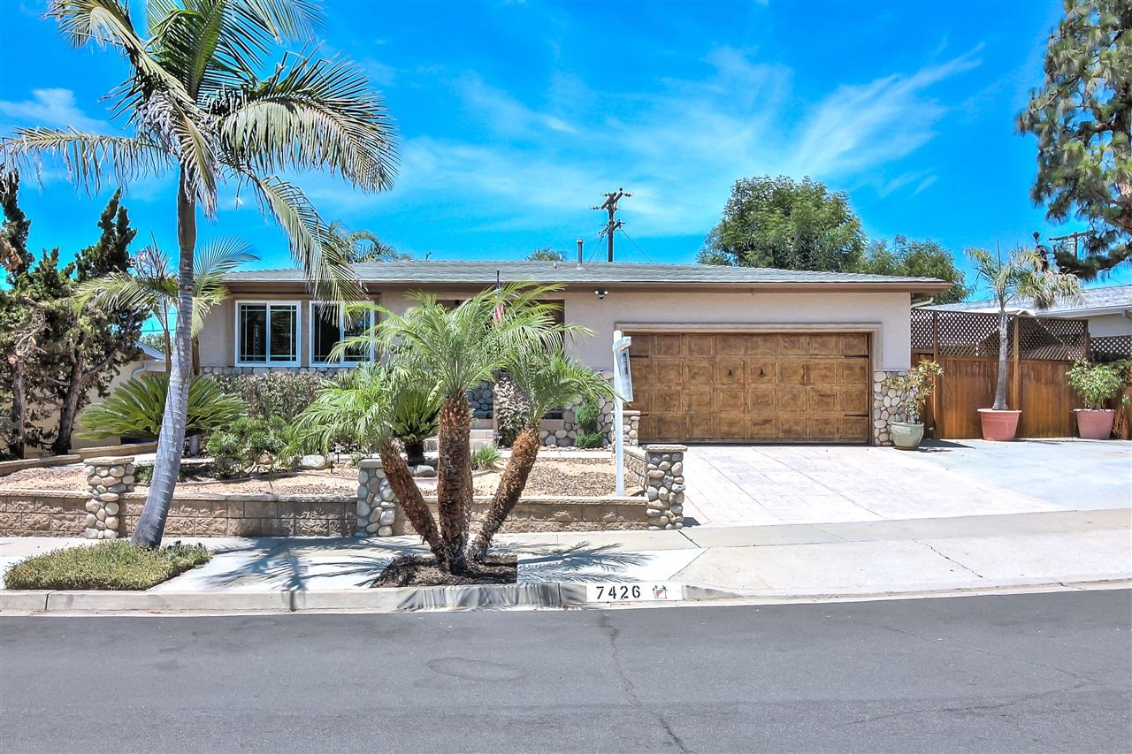 7426 Blix, San Diego, CA 92111