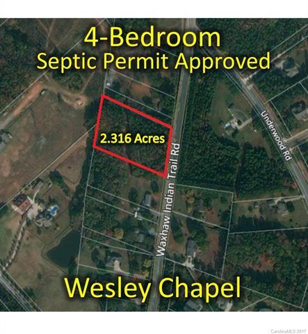 Waxhaw Indian Trail Road, Wesley Chapel, NC 28104