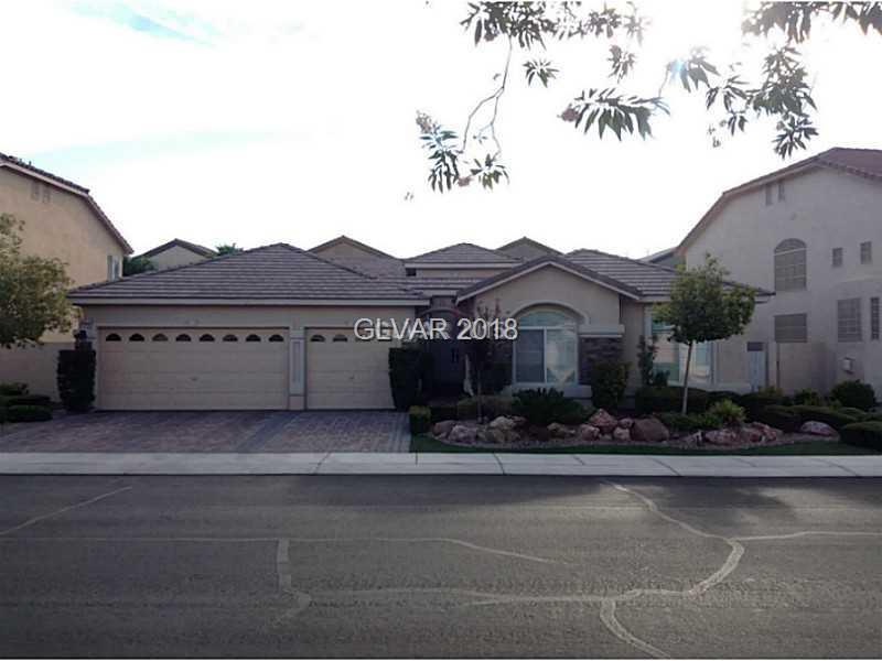 521 FYNN VALLEY Drive, Las Vegas, NV 89148