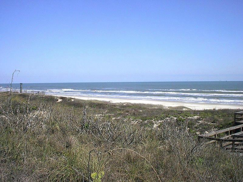 Just reduced! This is the ideal building site for your beach house. Lot 82 is irregular in shape but deep and wide. There are no high dunes in front so your views of the Gulf and beach will be spectacular. Low maintenance fees of $350 per year and taxes in 2016 were $5,420. Take the boardwalk to the beach and enjoy the solitude on this quiet stretch of beach. Close to Port Aransas and Corpus Christi!