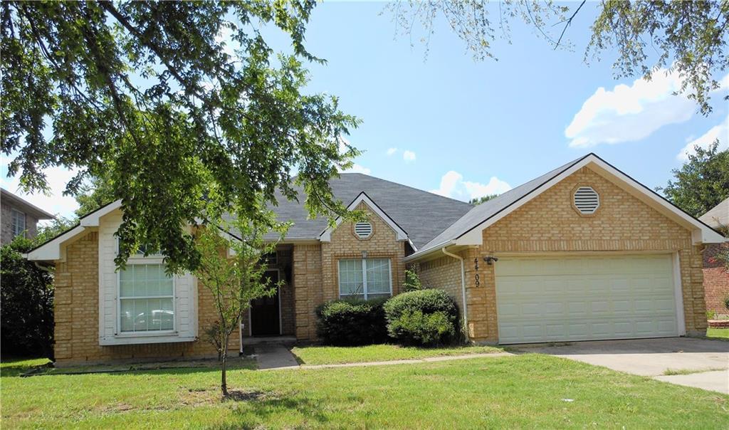 4409 Rosedale Drive, Grand Prairie, TX 75052