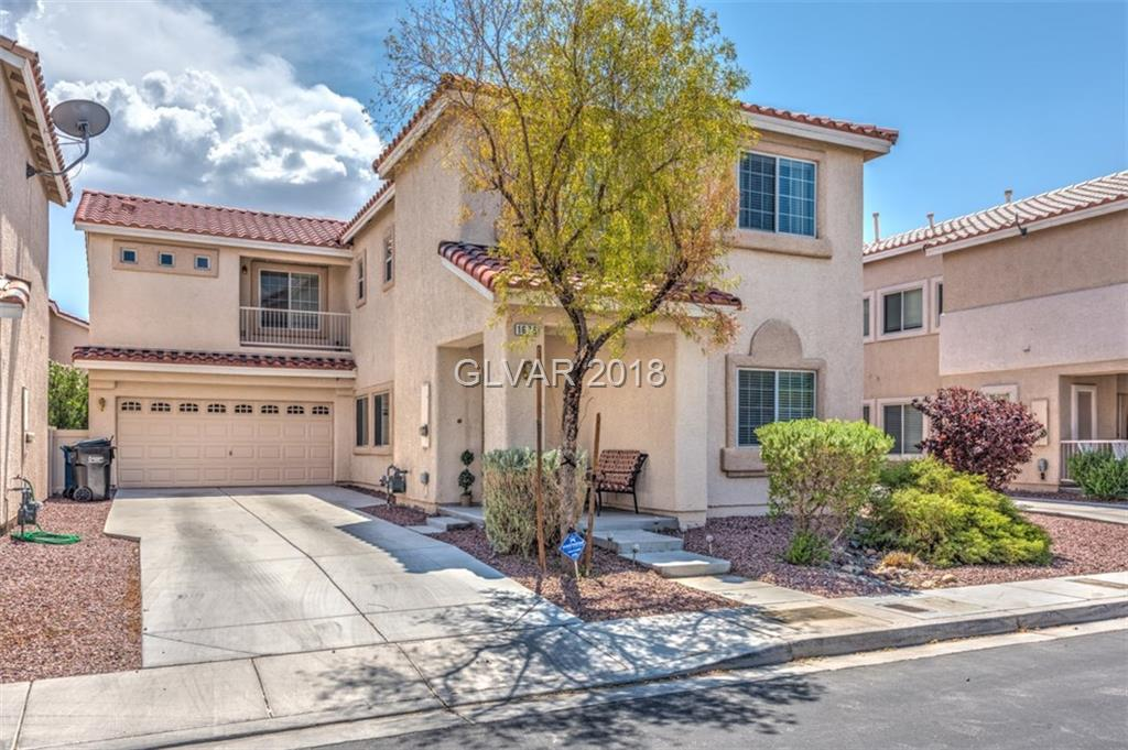1675 LITTLE CROW Avenue, Las Vegas, NV 89123