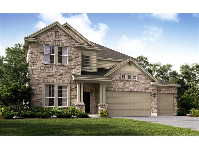 The Rayburn plan features the master on the main floor, guest bedroom down with a full bath, 2 bedroom upstairs with a full bath, a media room and game room. With an over-sized covered patio and a 3 car garage, this home won't last long!